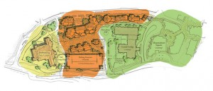 Mt. Crested Butte Performing Arts Center Site Plan