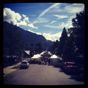 Crested Butte Farmers Market || Crested Butte Summer and Fall Events