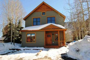 Crested Butte Real Estate Deals || 724 Sopris Avenue