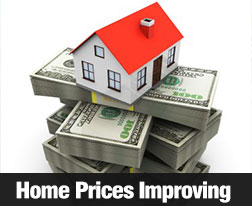 Home Prices Improving