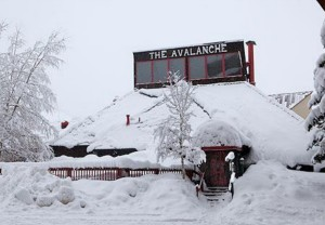 Avalanche Bar & Grill, Crested Butte, CO 81224