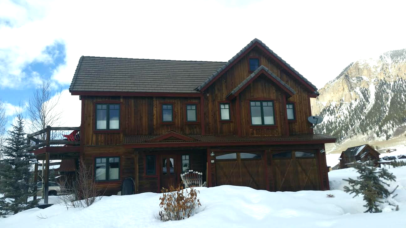 Crested Butte Real Estate Home For Sale