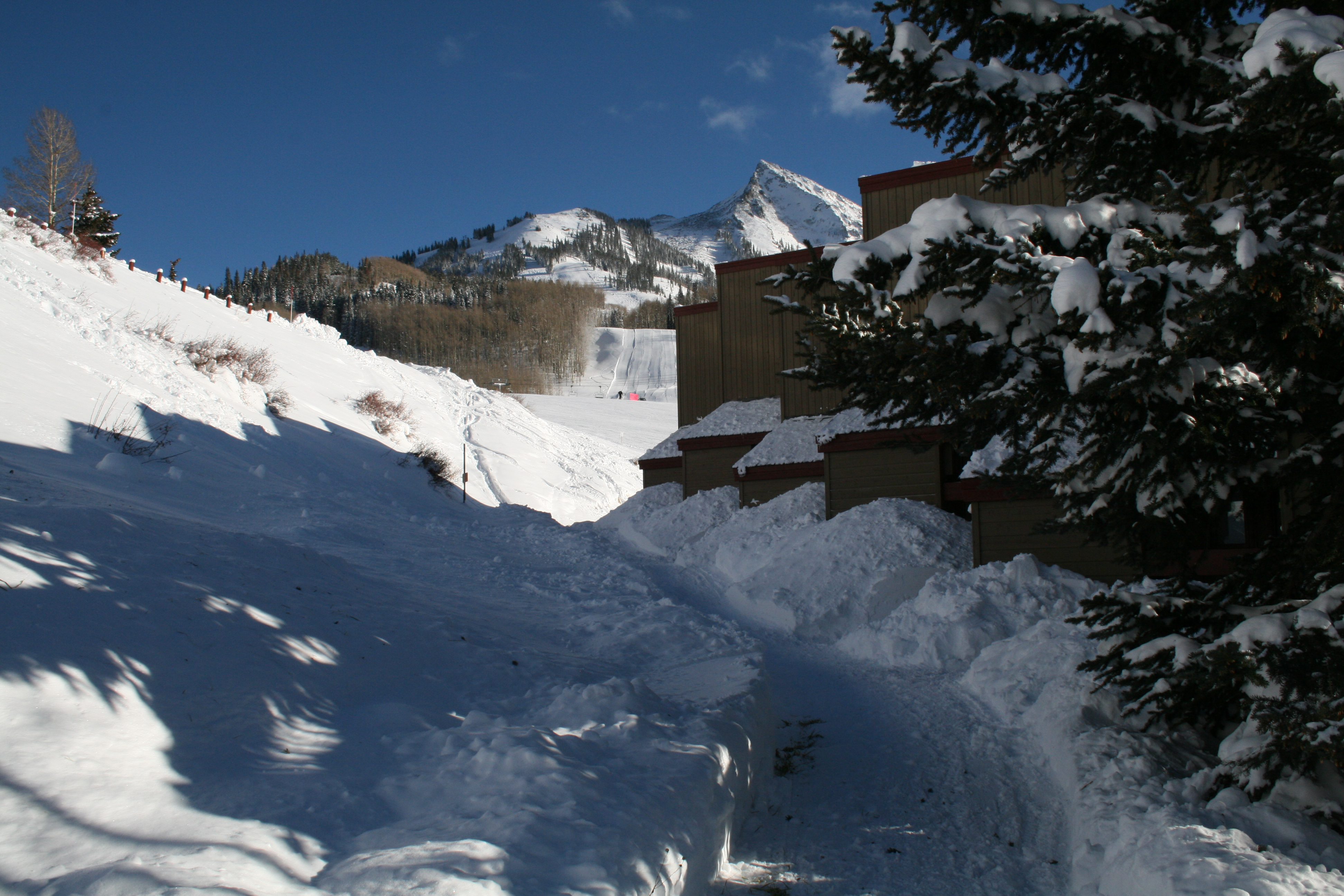 Buttes Condominiums, 21 Crested Mountain Lane, Mt. Crested Butte, CO 81225(1)